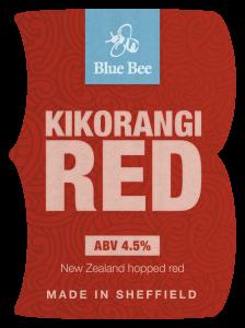 Kikorangi Red