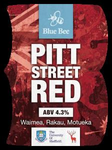 Pitt Street Red