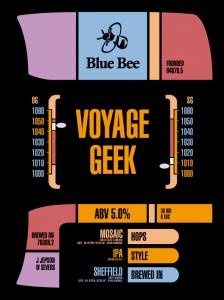 Voyage Geek